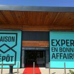 Conforama inaugure son premier maison dépôt (LSA)
